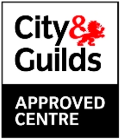 City & Guilds Approved Centre for footer